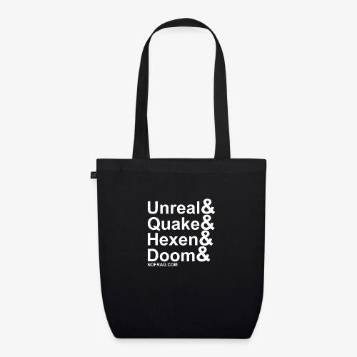 Unreal&Quake&Hexen&Doom - Sac en tissu biologique