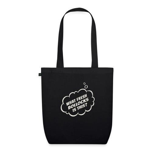 Fresh Bollocks - EarthPositive Tote Bag