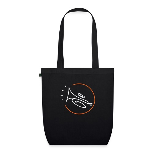 Trumpet - Jazz life collection - Borsa ecologica in tessuto