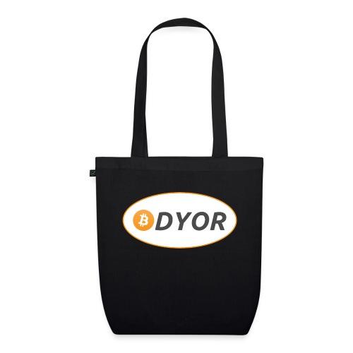 DYOR - option 2 - EarthPositive Tote Bag