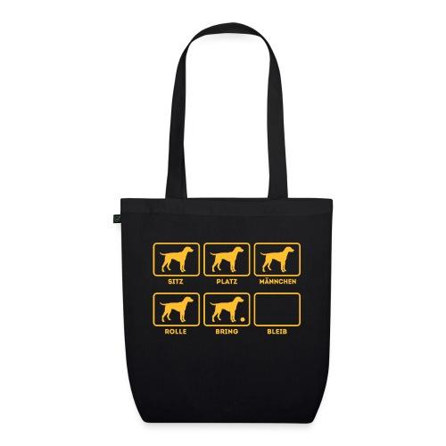 Für alle Hundebesitzer mit Humor - Bio-Stoffbeutel