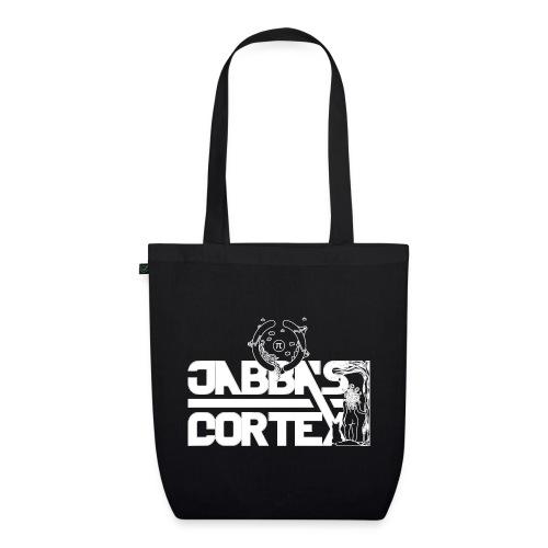 Jabba´s Cortex Logo 14 WH - Bio-Stoffbeutel