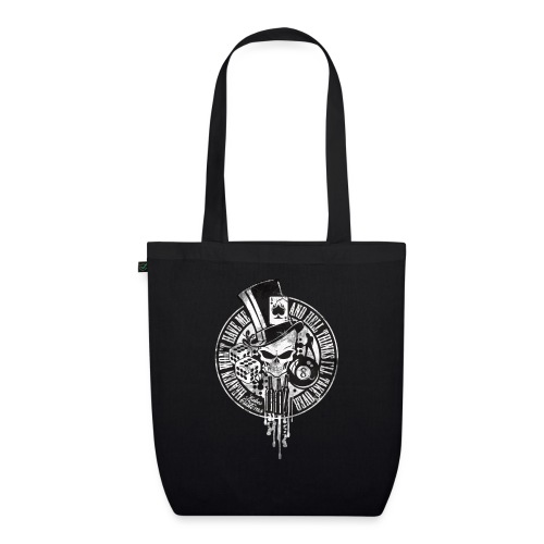 Kabes Heaven & Hell T-Shirt - EarthPositive Tote Bag