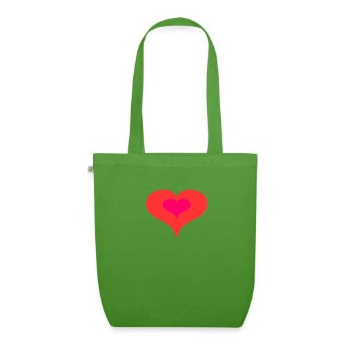 Corazon II - Bolsa de tela ecológica