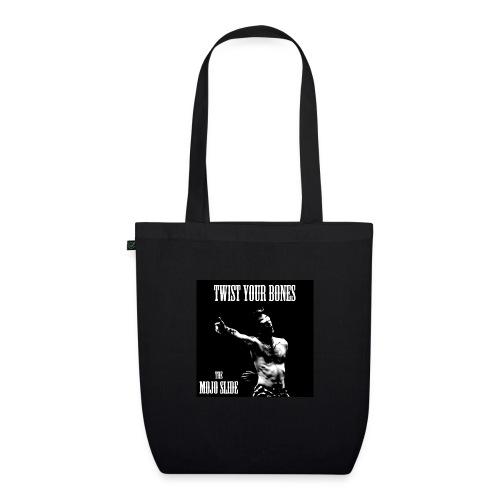 Twist Your Bones - Design 1 - EarthPositive Tote Bag