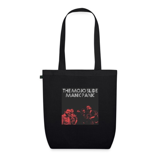 Manic Panic - Design 2 - EarthPositive Tote Bag