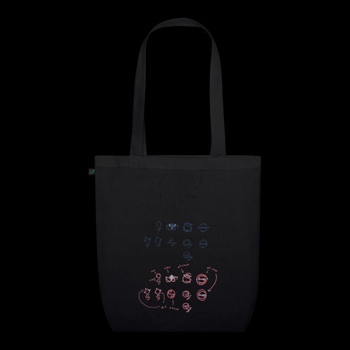 Overscoped concept logos - EarthPositive Tote Bag