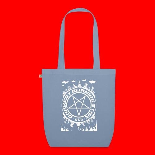 Darkest Burning Star - EarthPositive Tote Bag