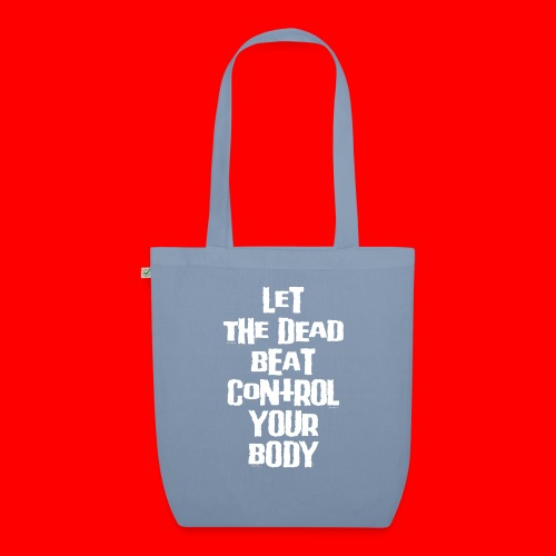 dead beat - EarthPositive Tote Bag