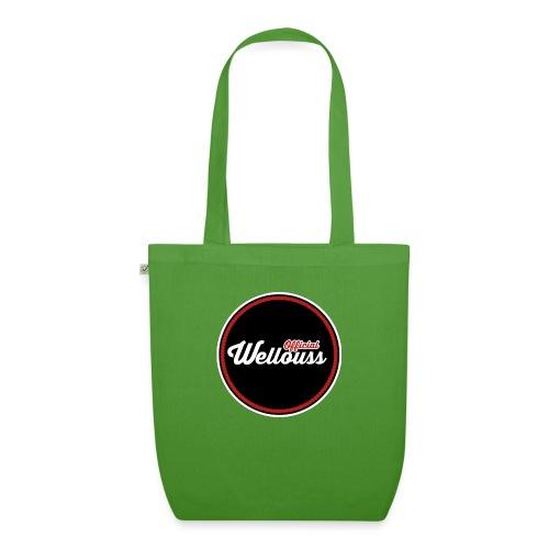 Wellouss Fan T-shirt | Rood - Bio stoffen tas