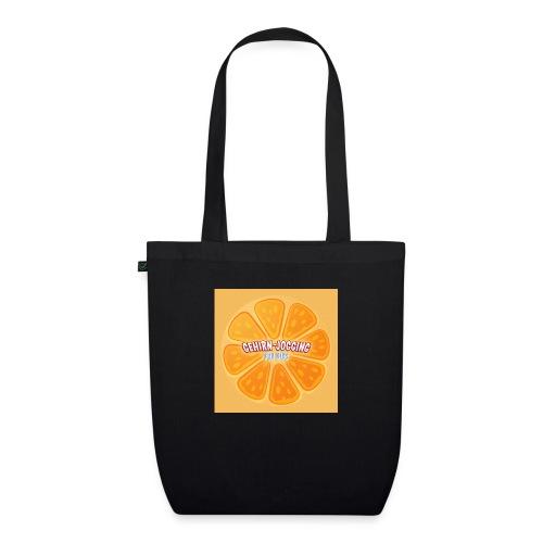 orangetextur - Bio-Stoffbeutel