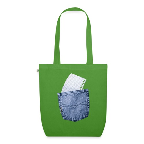 Jeans Baggy by #OneCreativeArts - Bio-Stoffbeutel