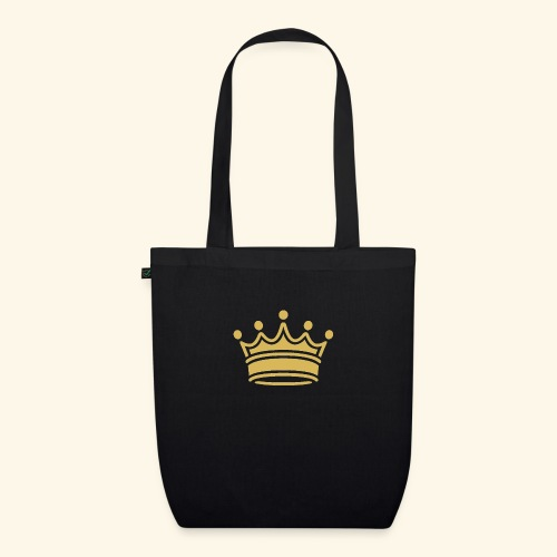 crown - EarthPositive Tote Bag