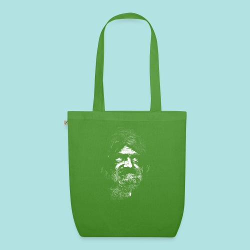 Old Guy, Eyes Open. - EarthPositive Tote Bag
