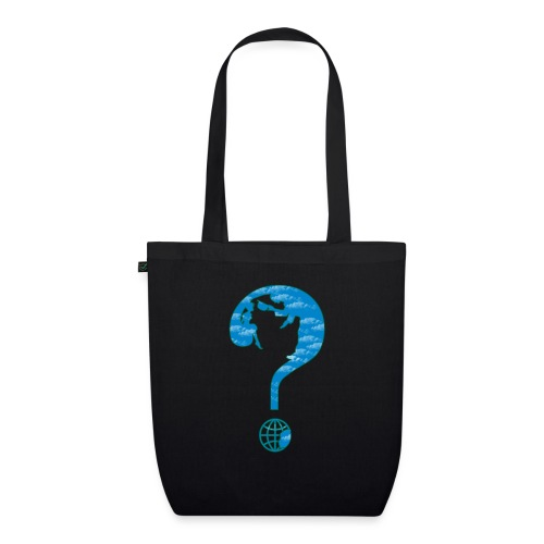 What land awaits us - EarthPositive Tote Bag