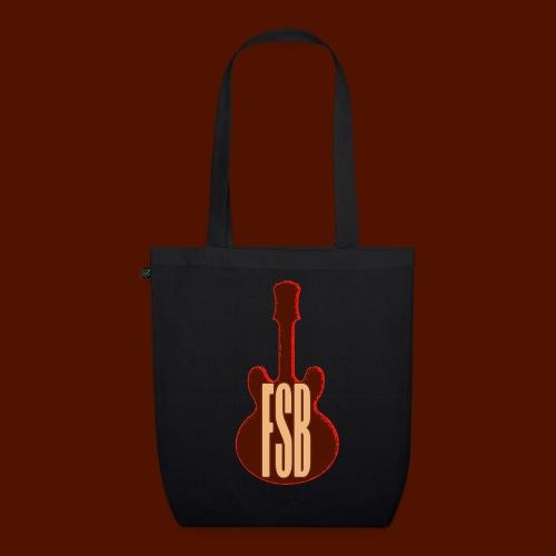 FSB Guitar Logo - EarthPositive Tote Bag