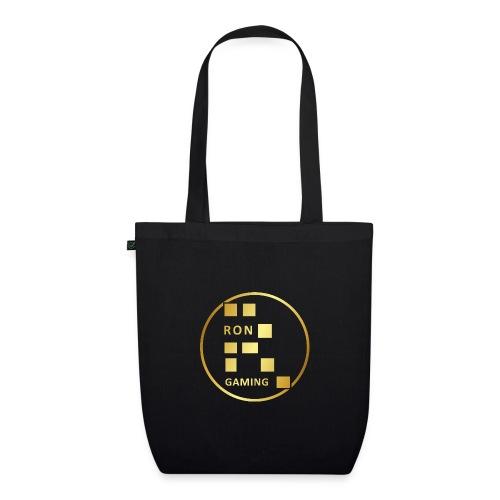 00407 RonGames dorado - Bolsa de tela ecológica
