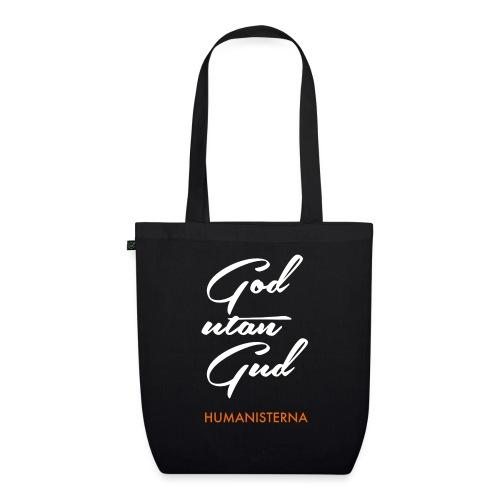 God utan Gud - Ekologisk tygväska