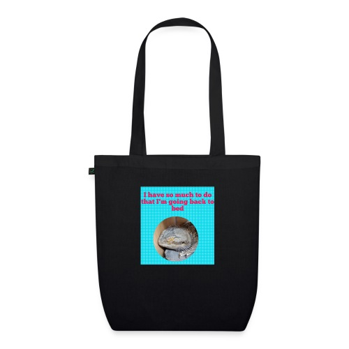 The sleeping dragon - EarthPositive Tote Bag