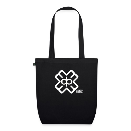 July D3EP Blue Tee - EarthPositive Tote Bag