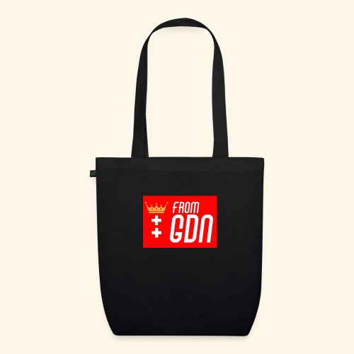 #fromGDN - Ekologiczna torba materiałowa