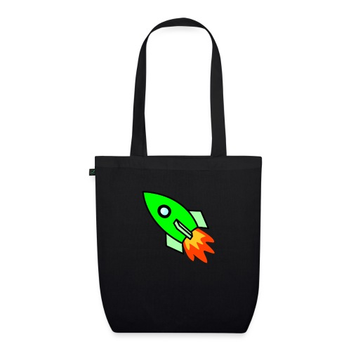 neon green - EarthPositive Tote Bag