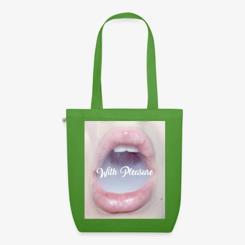 With Pleasure Mouth 2 - EarthPositive Tote Bag