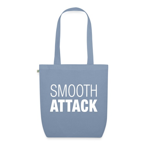 Smooth Attack neg png - Bio-Stoffbeutel