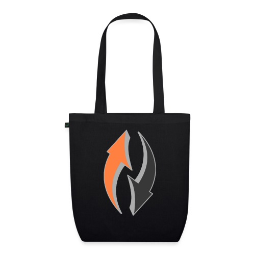 arrows (Saw) - EarthPositive Tote Bag