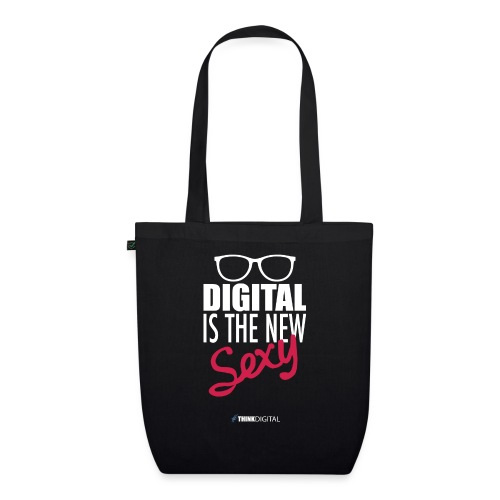 DIGITAL is the New Sexy - Lady - Borsa ecologica in tessuto