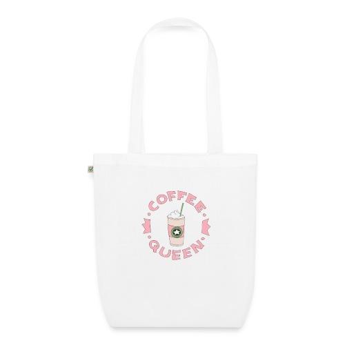 Coffee Queen - Bolsa de tela ecológica