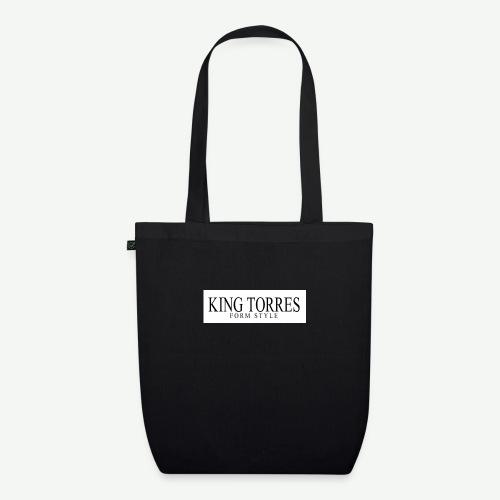 king torres - Bolsa de tela ecológica