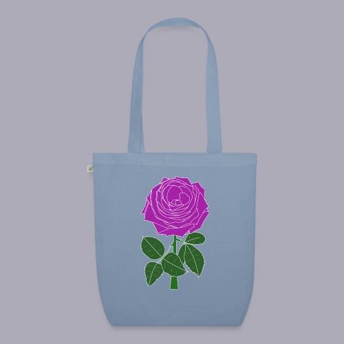Landryn Design - Pink rose - EarthPositive Tote Bag