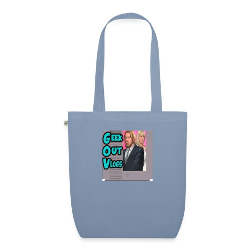 GeekOut Vlogs NES logo - EarthPositive Tote Bag