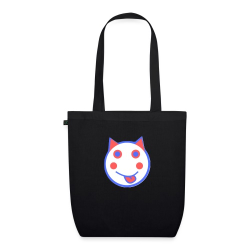 Red White And Blue - Alf Da Cat - EarthPositive Tote Bag