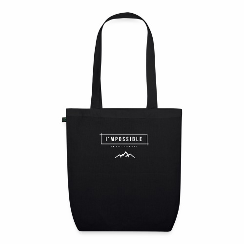 I'mpossible - EarthPositive Tote Bag