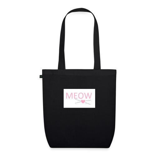 MEOW - Ekologiczna torba materiałowa