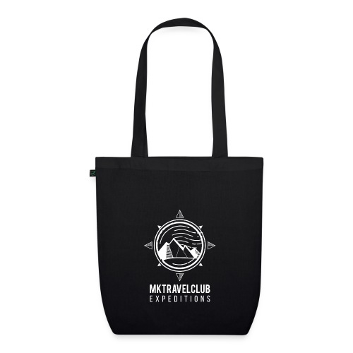 MKTRAVEL CLUB EXPEDITIONS - EarthPositive Tote Bag