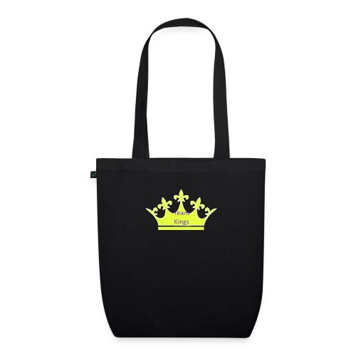 Team King Crown - EarthPositive Tote Bag