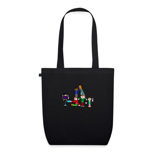 Water Fight - EarthPositive Tote Bag