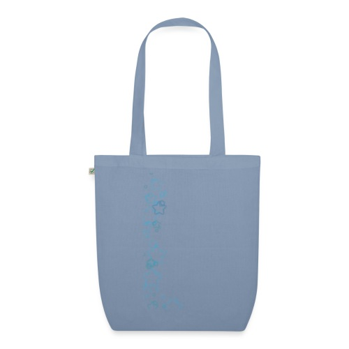 Blue Stars - EarthPositive Tote Bag