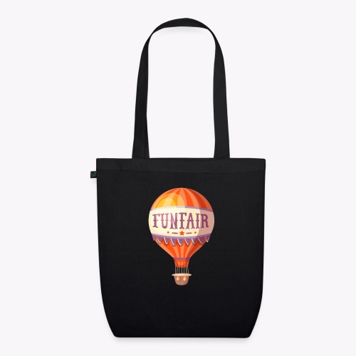 Vintage Balloon - EarthPositive Tote Bag