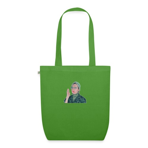 madam1 - EarthPositive Tote Bag