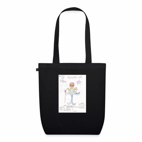 Big Swimmer Bill DHIRT - EarthPositive Tote Bag