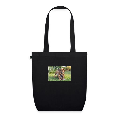 adorable puppies - EarthPositive Tote Bag