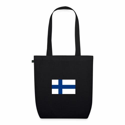 Suomenlippu - tuoteperhe - Luomu-kangaskassi