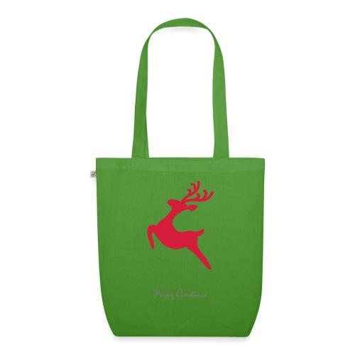 Caribou 8, Merry Christma - Sac en tissu biologique