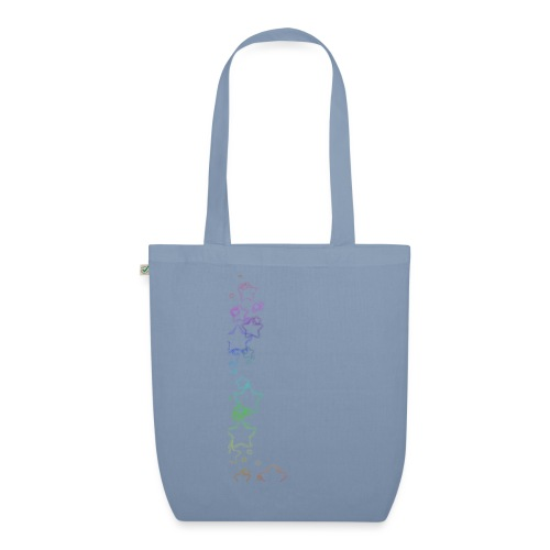 Rainbow Stars - EarthPositive Tote Bag