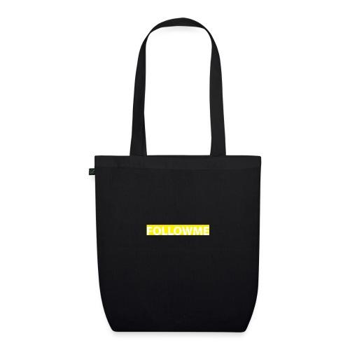 Followme Yellow - Bolsa de tela ecológica