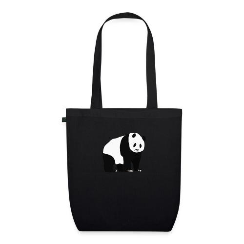 Panda - Luomu-kangaskassi